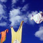 洗濯物を見えなくして、インテリア重視のベランダにする方法