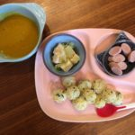 1つのお鍋で作る簡単離乳食